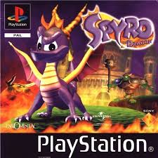 Spyro UK box art